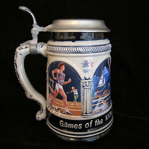 Olympics Beer Stein with Kaitlyn Jenner North Shore Greater Vancouver Area image 1
