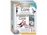 Brand New Anatomy Of Fitness Core by Hinkler Books PTY Ltd