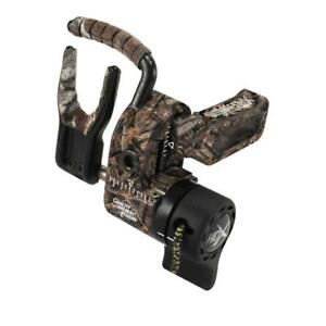 New Quality Archery Designs Ultra-Rest HDX, Mossy Oak, Left Hand
