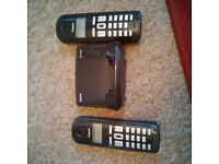 House phones with answering machine