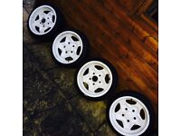 Porsche cookie cutters 15's