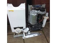 Combi Boiler - Gas Central Heating