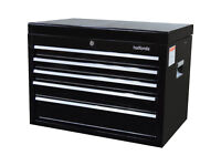 NEW 2018 Halfords 5 Drawer Tool Chest / Toolbox / FREE Delivery Within 30 Miles of Glasgow