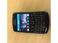 BlackBerry Curve 9360 - Black (Vodafone) Smartphone