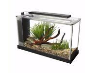 BRAND NEW STILL IN THE BOX - fluval fish tank v black