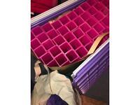Modlife shelving bookcase - plastic