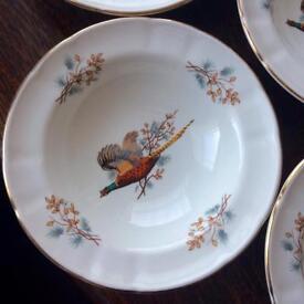 Arklow Bowls Pheasant X6