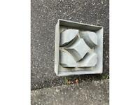 Cement pattern block maker and coping mould