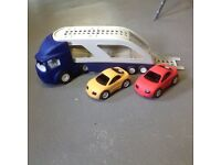 Little tikes transporter lorry