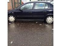 Vauxhall Astra diesal