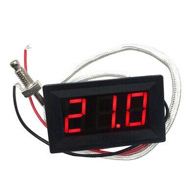 Magideal -30800 Celsius Digital Thermometer Temperature Meter Led Red