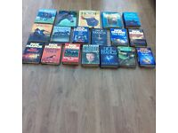Books. DICK FRANCIS BOOKS /other HORSE RACING books