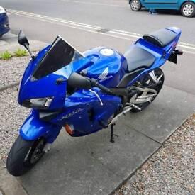 2005 Honda CBR 600