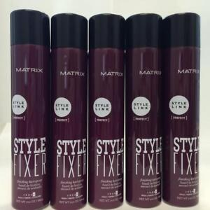 MATRIX Style Link Perfect Style Fixer Finishing Hairspray,10.2 Oz (Hold level 5)