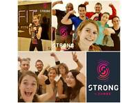STRONG by Zumba Music-Led HIIT Bodyweight Training in Dickens Heath and Sheldon!