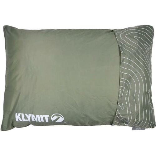 Klymit Drift Camping Pillow Green Large