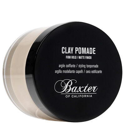 Baxter Of California Clay Pomade 2 Oz   60 Ml  Brand New  Fresh