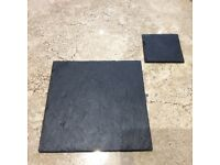 Just Slate table mats and coasters