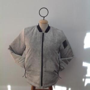 Adidas Insulated Bomber Jacket (NEW approx. $190)-previously owned (SKU: NFK4E7)