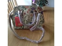 SIGNARE. THE ART OF TAPESTRY LADIES BAG