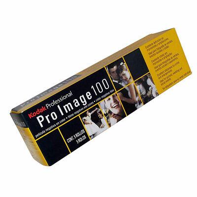 Kodak Pro Image 100 35mm Colour Print Film - 135-36 - 5 Pack