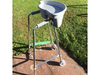 Zimmer Frame Brand New Never Used With Tray