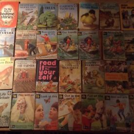 Lady bird books vintage X 31