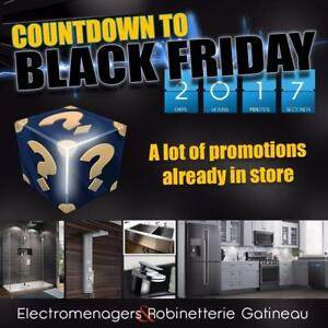 BLACK FRIDAY APPLIANCES!! FROM NOV. 20TH TO 26TH.