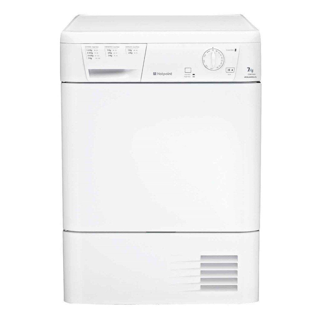 Hotpoint 7kg Condenser Tumble Dryer - 10 Year Parts, 1 Year Labour Warranty!!