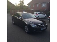 Mercedes C220 perfect car