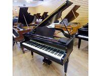 John Broadwood Black Baby Grand Piano By Sherwood Phoenix Pianos