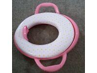 Toilet training seat - unused
