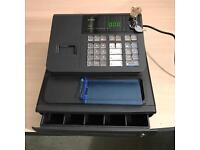 Casio 140CR Black Cash Register Electronic Till For Small Business Cheap & Easy To Use