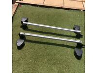 Roof bars - Genuine Vauxhall Zafira B