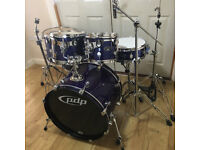 Details about Fully Refurbished PDP Pacific EX Series Drum Kit ~ FREE Local Delivery