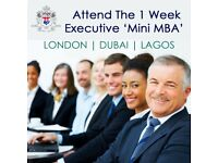 Attend the Special Executives' Programme in International Business Short Course Greenwich London