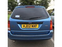 FORD FOCUS ESTATE FOR SALE 71000 PAS,CENTRAL LOCKING,COMES WITH 4 KEYS