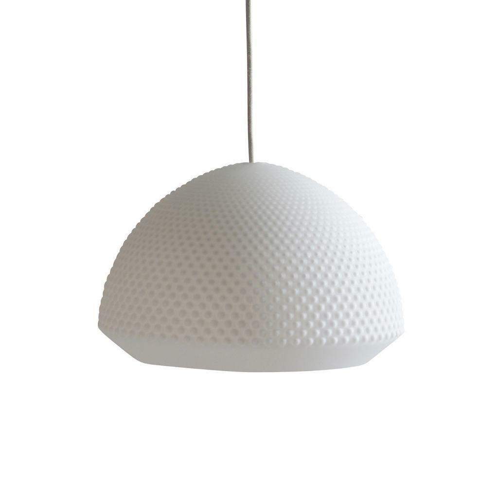 Eden glass pendant light by Heals - Globe shape