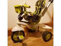 Kids Smart Trike tricycle