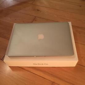 MacBook Pro 13-inch high performance notebook with Retina display