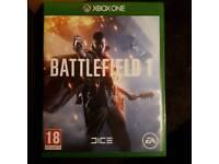 Battlefield one xbox1
