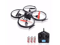UDI818A Drone with Camera, Potensic® Upgraded 2.4GHz UDI 818A