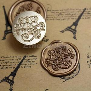 Love-Symbol-Ini... Letter Sealing Wax Kit