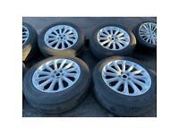 "20"" land Range Rover alloy wheels alloys rims Pirelli tyres sport vogue defender discovery 120"