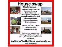 Looking for house swap