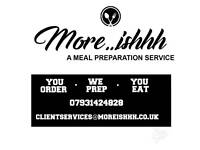 Bespoke Meal preparation service in Nutrition and taste 💪💯🍉🍍🍒🍇🍓🥝🍎