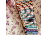 Goosebumps books collection £1 each