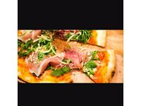 Pizza / pasta chef