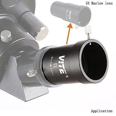 """Линзы для телескопов 1.25"""" (31.7mm) 5X"""