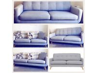 John Lewis 3 seater photo